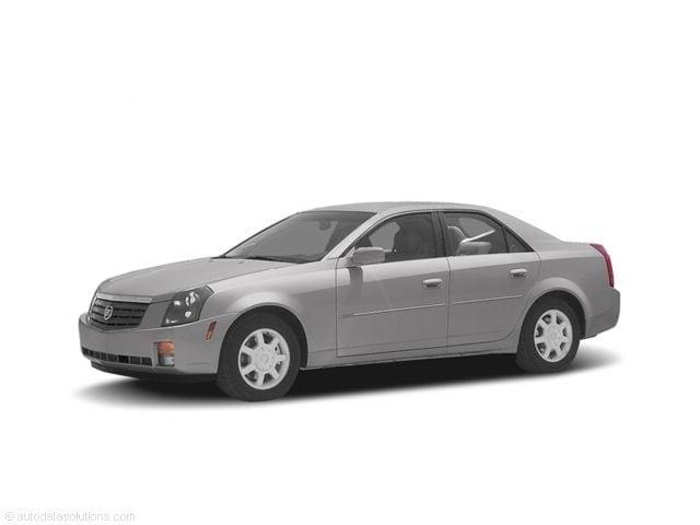 2005 CADILLAC CTS Base w/1SB/1SC Sedan