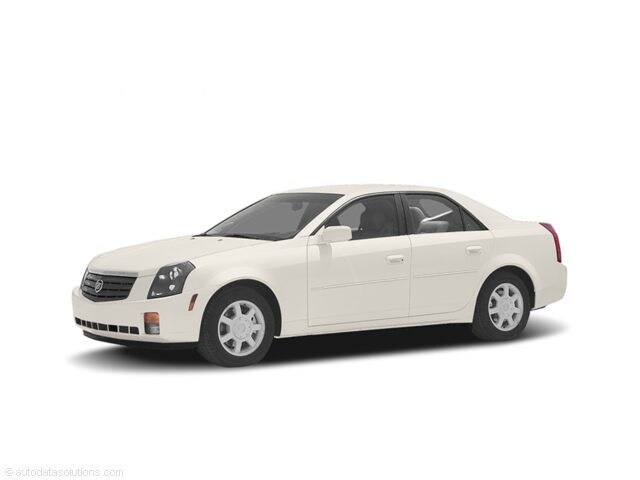 Used 2005 Cadillac CTS Base Sedan 1G6DP567450140688 for sale in Boise at Audi Boise