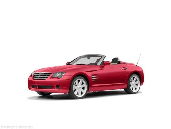 Used 2005 Chrysler Crossfire Limited Convertible Near Baltimore