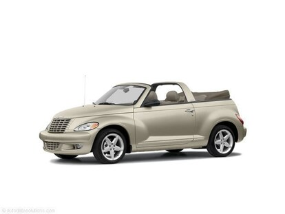Used 2005 Chrysler PT Cruiser For Sale at Country Ford Inc