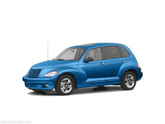 Used 2005 Chrysler PT Cruiser Touring SUV For Sale in Pueblo, CO