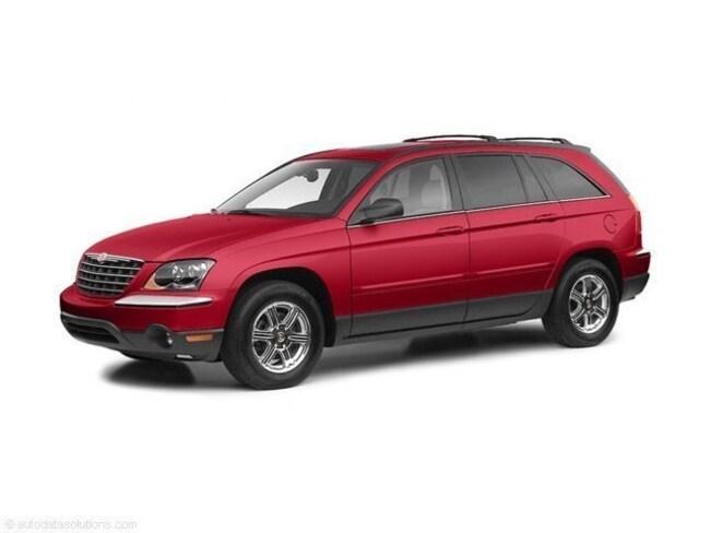 2005 Chrysler Pacifica Touring >> 2006 Chrysler Sebring Base Sedan