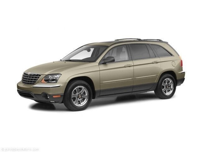 Used 2005 Chrysler Pacifica 4dr Wgn Touring AWD SUV Anderson, SC