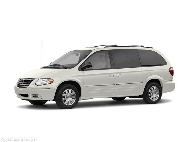 2005 Chrysler Town & Country 4dr LWB Touring FWD Van