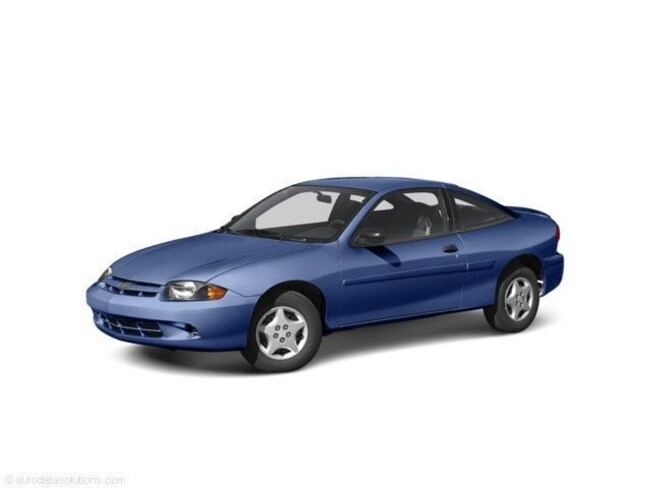 Used 2005 Chevrolet Cavalier LS Sport Coupe Medford, OR