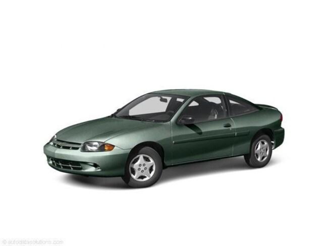 2005 Chevrolet Cavalier Base Coupe