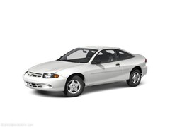 Bargain Cars  2005 Chevrolet Cavalier Base Coupe For Sale in Rogersville