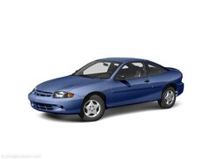 Used 2005 Chevrolet Cavalier Base Coupe