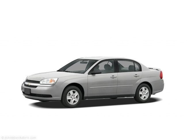 2005 Chevrolet Malibu LT Sedan