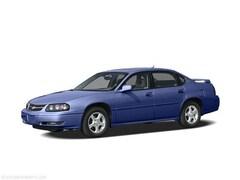 2005 Chevrolet Impala Base Sedan