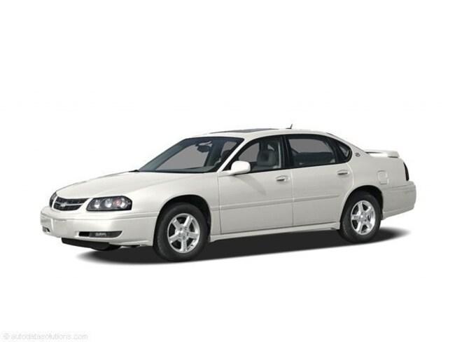 Used 2005 Chevrolet Impala Base Sedan North Platte