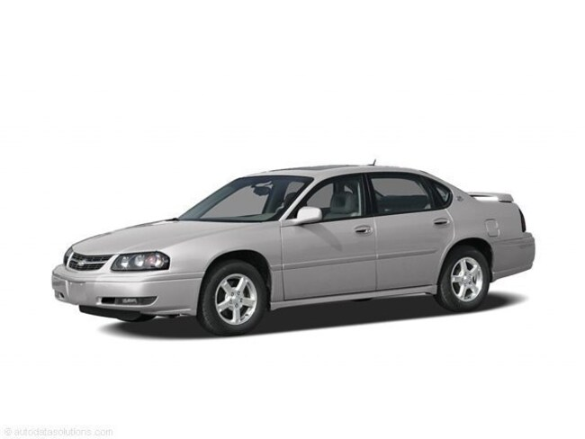 Used 2005 Chevrolet Impala Base Sedan Kennewick, WA