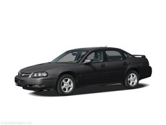 2005 Chevrolet Impala LS 4dr Car