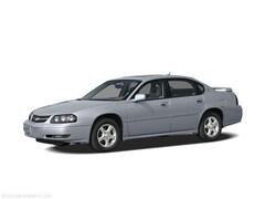 2005 Chevrolet Impala LS Sedan