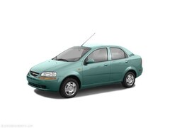Used 2005 Chevrolet Aveo Sedan Helena, MT