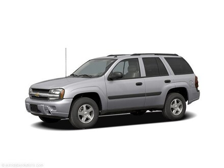 Pre-Owned 2005 Chevrolet TrailBlazer SUV for sale in Fayetteville, AR