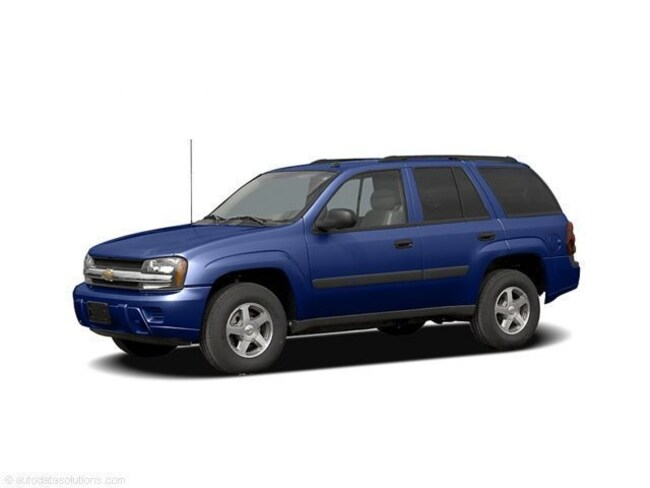 Used 2005 Chevrolet Trailblazer For Sale At Mike Castrucci Ford