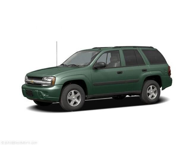 2005 Chevrolet Trailblazer 4WD SUV