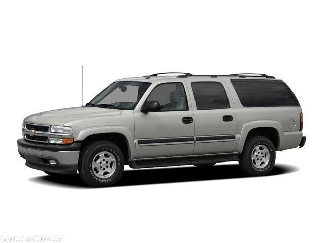 2005 Chevrolet Suburban LT Sport Utility