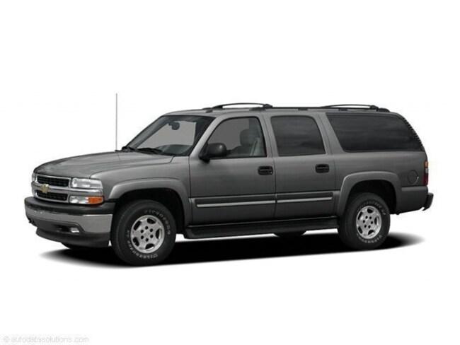 2005 Chevrolet Suburban SUV