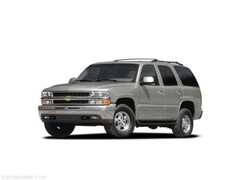 Bargain Used 2005 Chevrolet Tahoe Z71 SUV Marion Illinois