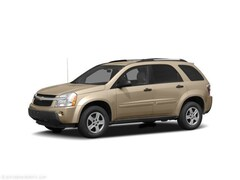 Used 2005 Chevrolet Equinox LS SUV near Clearwater