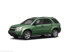 Bargain Inventory 2005 Chevrolet Equinox LS SUV for sale in Hobart, IN
