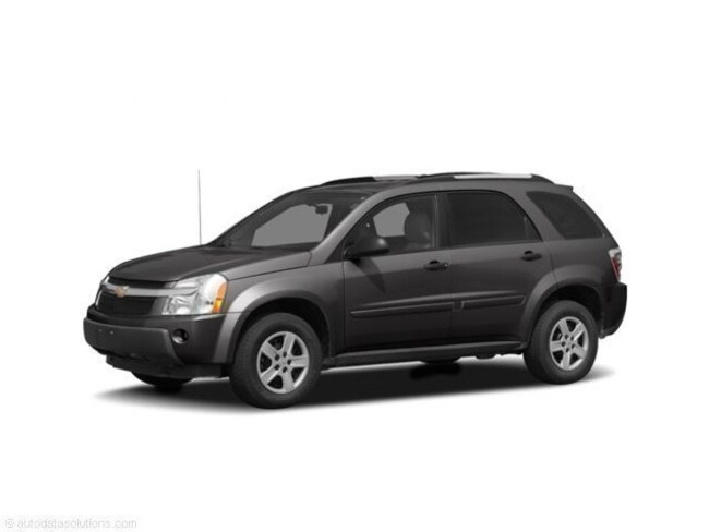 2005 Chevrolet Equinox LT SUV for sale in Sanford, NC at US 1 Chrysler Dodge Jeep