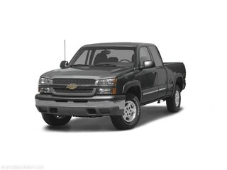 2005 Chevrolet Silverado 1500 Work Truck Truck Extended Cab