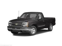 2005 Chevrolet Silverado 1500 Work Truck Truck Regular Cab