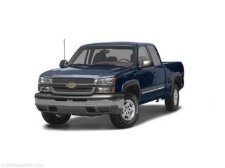 2005 Chevrolet Silverado 1500 Truck