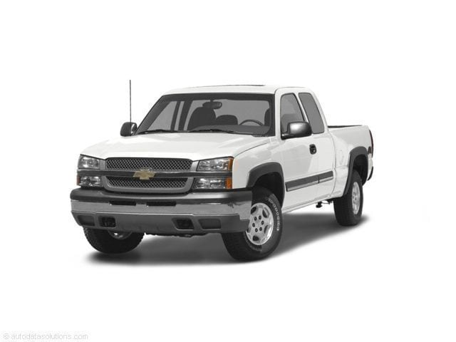 2005 Chevrolet Silverado 1500 Work Truck Extended Cab Truck