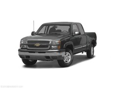 Used 2005 Chevrolet Silverado 1500 Ext Cab 143.5 WB 4WD LS Extended Cab Pickup Billings, MT