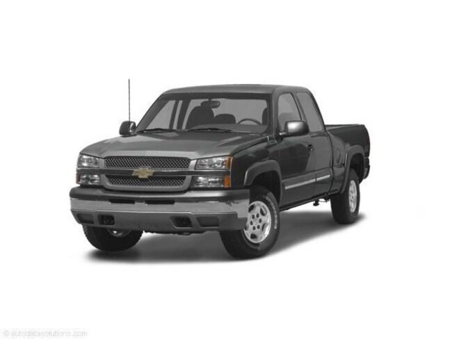 2005 Chevrolet Silverado 1500 LS Truck