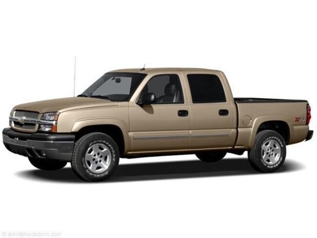2005 Chevrolet Silverado 1500 Truck Crew Cab