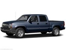 2005 Chevrolet Silverado 1500 LS Truck Crew Cab