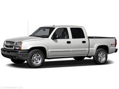 2005 Chevrolet Silverado 1500 Z71 4WD Truck Crew Cab