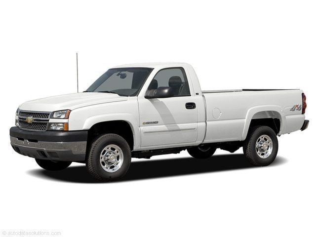 2005 Chevrolet Silverado 2500HD Truck Regular Cab