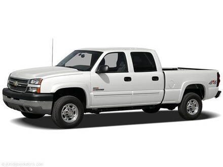 2005 Chevrolet Silverado 2500 HD LS Truck