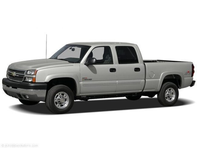 Used vehicle 2005 Chevrolet Silverado 2500HD LT Truck Crew Cab for sale near you in Lakewood, CO