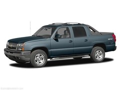 2005 Chevrolet Avalanche Z66 RWD Truck Crew Cab
