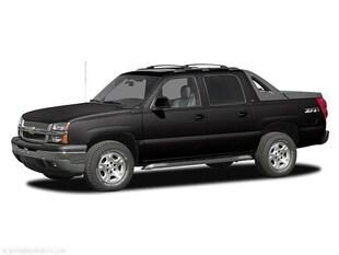 2005 Chevrolet Avalanche 1500 Truck Crew Cab