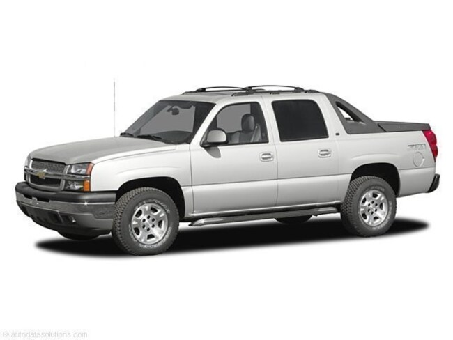 Used 2005 Chevrolet Avalanche Truck Crew Cab near Oxford MS