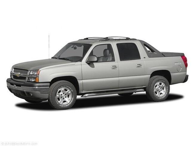 90e0c7ee7e6 Used 2005 Chevrolet Avalanche 1500 Truck Crew Cab Silver Birch ...