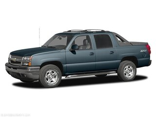 Used 2005 Chevrolet Avalanche 1500 Crew Cab Short Bed Truck