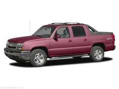 Used 2005 Chevrolet Avalanche 1500 Truck Crew Cab Great Falls, MT
