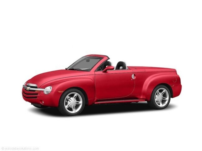 Used 2005 Chevrolet Ssr For Sale At Hare Auto Group Vin
