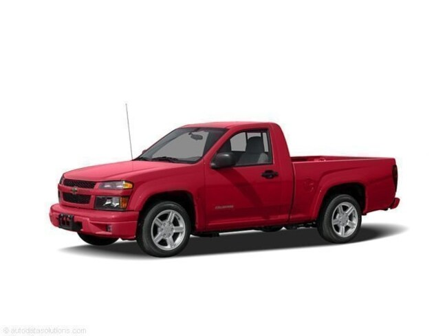 2005 Chevrolet Colorado Truck Regular Cab