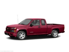 2005 Chevrolet Colorado LS Z85 Ext Cab 125.9 WB LS Z85