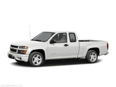 2005 Chevrolet Colorado Base Truck Extended Cab